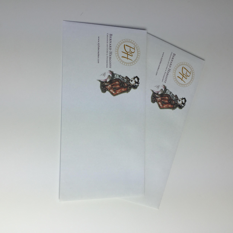 Enveloppes autocollantes