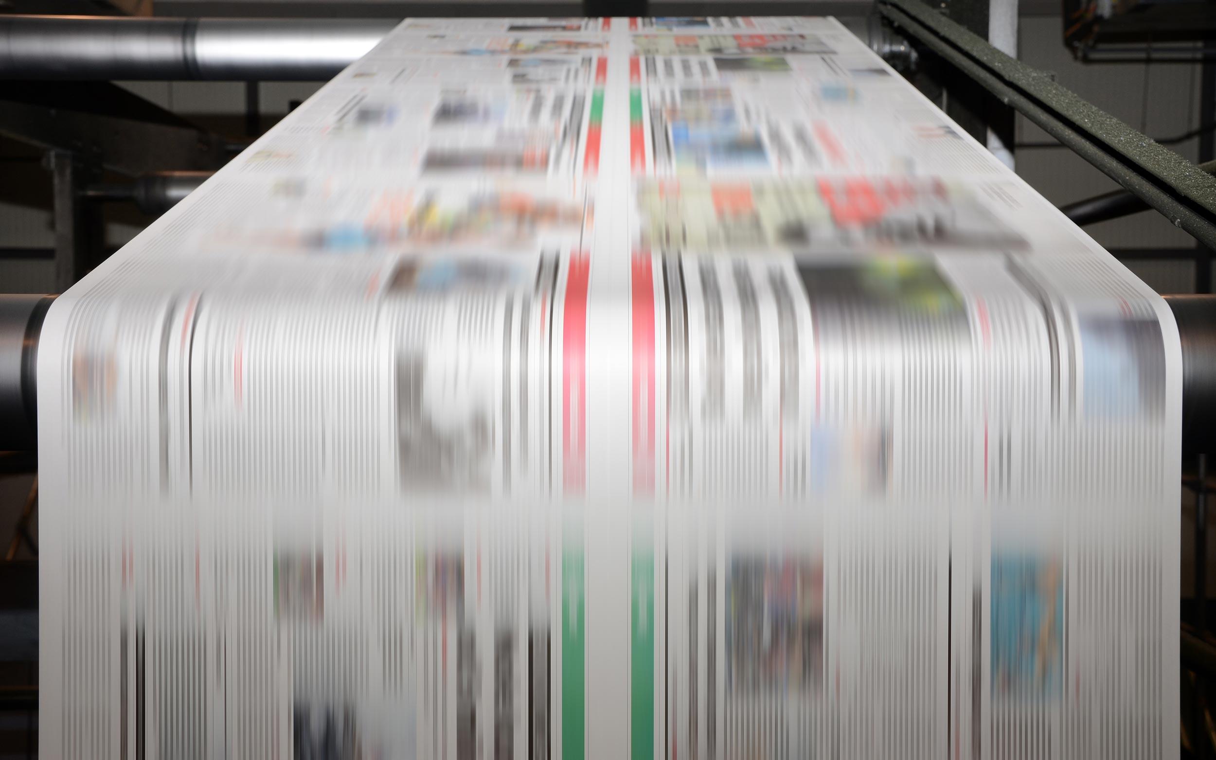 Imprimerie à Mulhouse