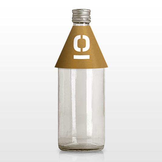 Collerettes de bouteilles